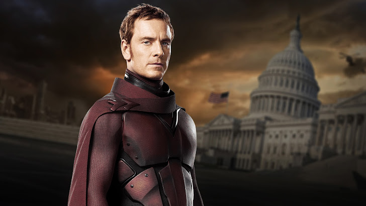 Days of Future Past Magneto