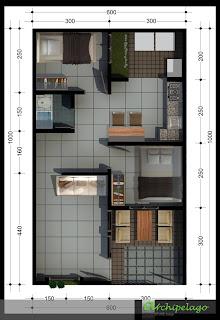 Archipelago architecture design