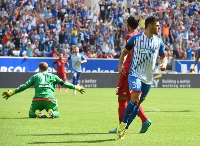 No final de virada, Bayern vence Hoffenheim na Bundesliga.