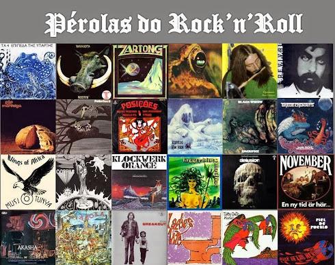 Conheça as grandes pérolas do Rock'n Roll