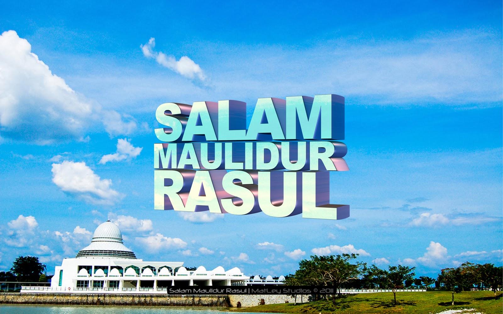 Salam Maulidur Rasul 1437 Hijrah