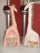 żyrafy i owieczki