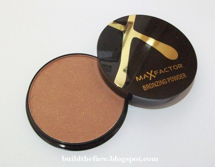 Build The Face Review Max Factor Bronzing Powder In