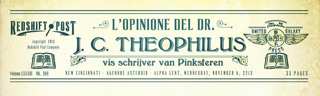 L'opinione di Teophilus - recensioni dalla galassia