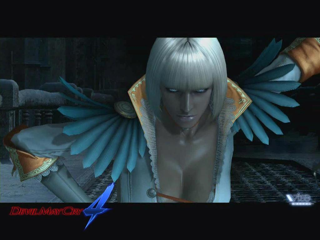 Devil May Cry HD & Widescreen Wallpaper 0.059753326312681