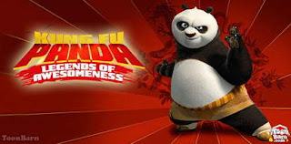 Kung Fu Panda: Legends of Awesomeness 200mbmini Download Mediafire