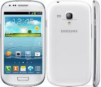 Spesifikasi HP Samsung I8190 Galaxy S III mini ( S3 )