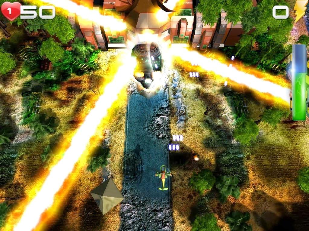 Game Shoot n Scroll