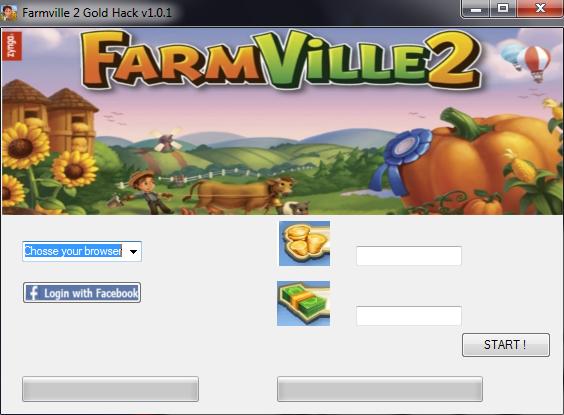 FarmVille 2 Gold v1.0.1 New Hack 2013.