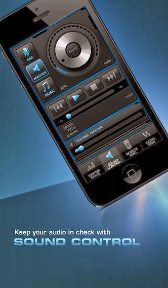 برنامج مجاني مميز للتحكم بجهاز الكمبيوتر من هاتفك الأندرويد أو الأيفون iOS-APK أوالعكس ROCCAT Power-Grid 0.458