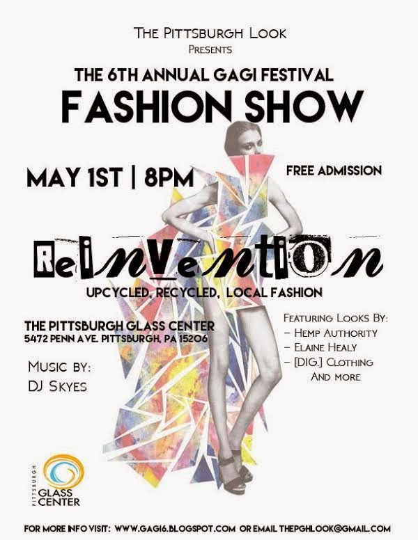 REINVENTION--GAGI's Fashion Show