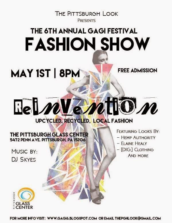 REINVENTION--GAGI's Fashion Show