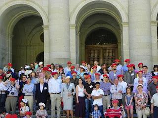 I Encuentro Tradicionalista en El Escorial