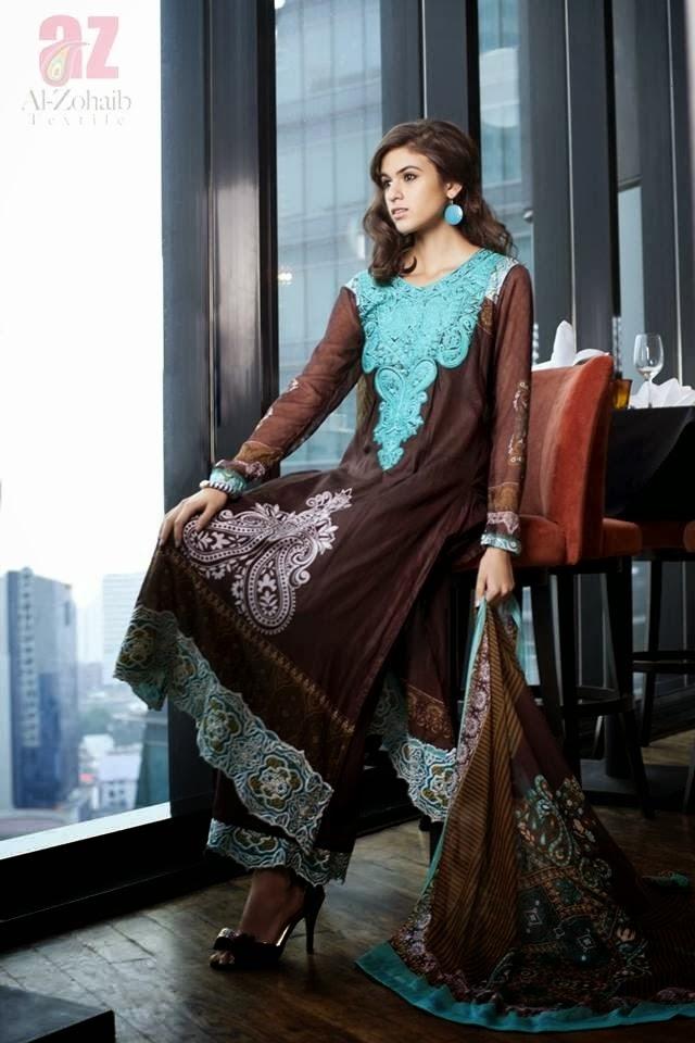 Mahnoor Chiffon Dupattas Lawn Dresses
