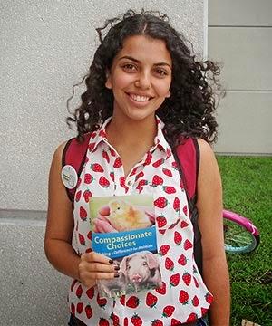 Gabriela at FIU