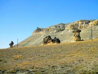 Zelve Region in Cappadocia Turkey