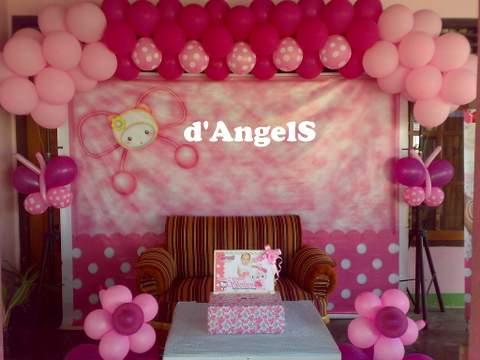Dekorasi Ulang Tahun Anak - 148 - d'AngelS