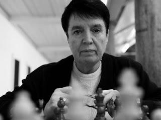Echecs en Italie : Nona Gaprindashvili