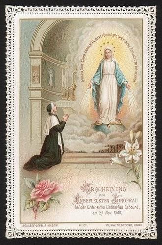 St. Catherine Labouré