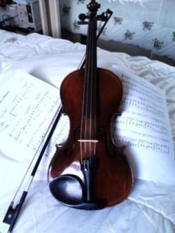 Mon violon
