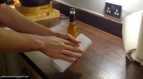 Menakjubkan Buka Penutup Botol Guna Sehelai Kertas Sahaja VIDEO