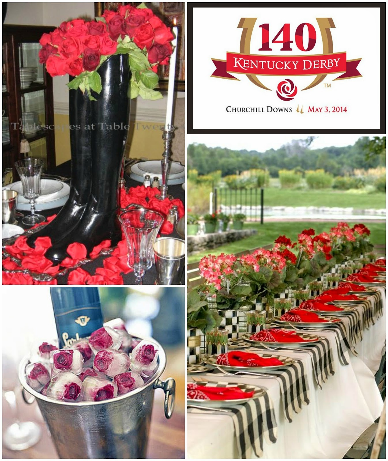 Run For The Roses Kentucky Derby Weekend Entertaining