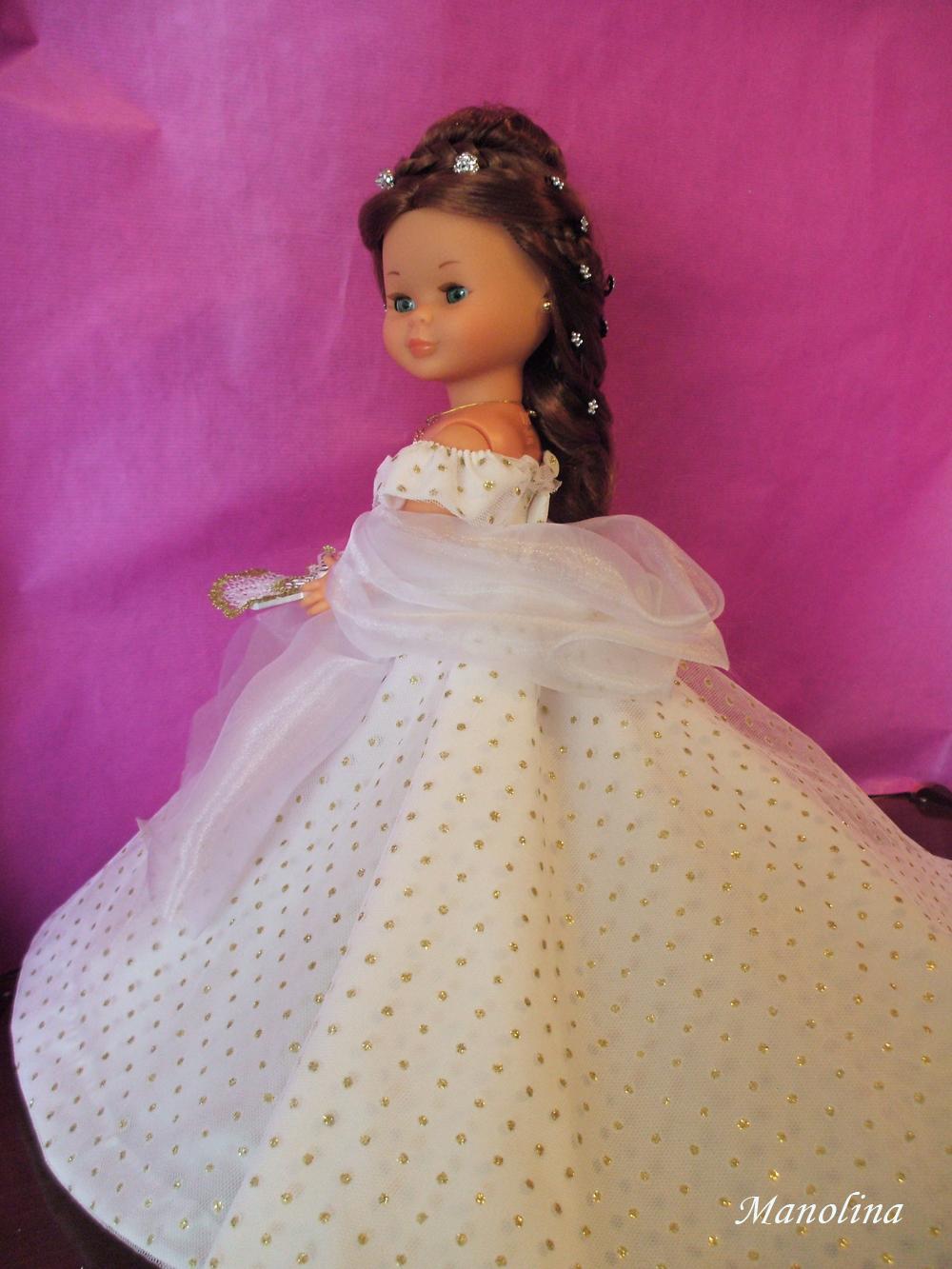 Atractivo Barbie Vestidos De Novia Friso - Colección de Vestidos de ...