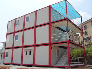 design your own container home