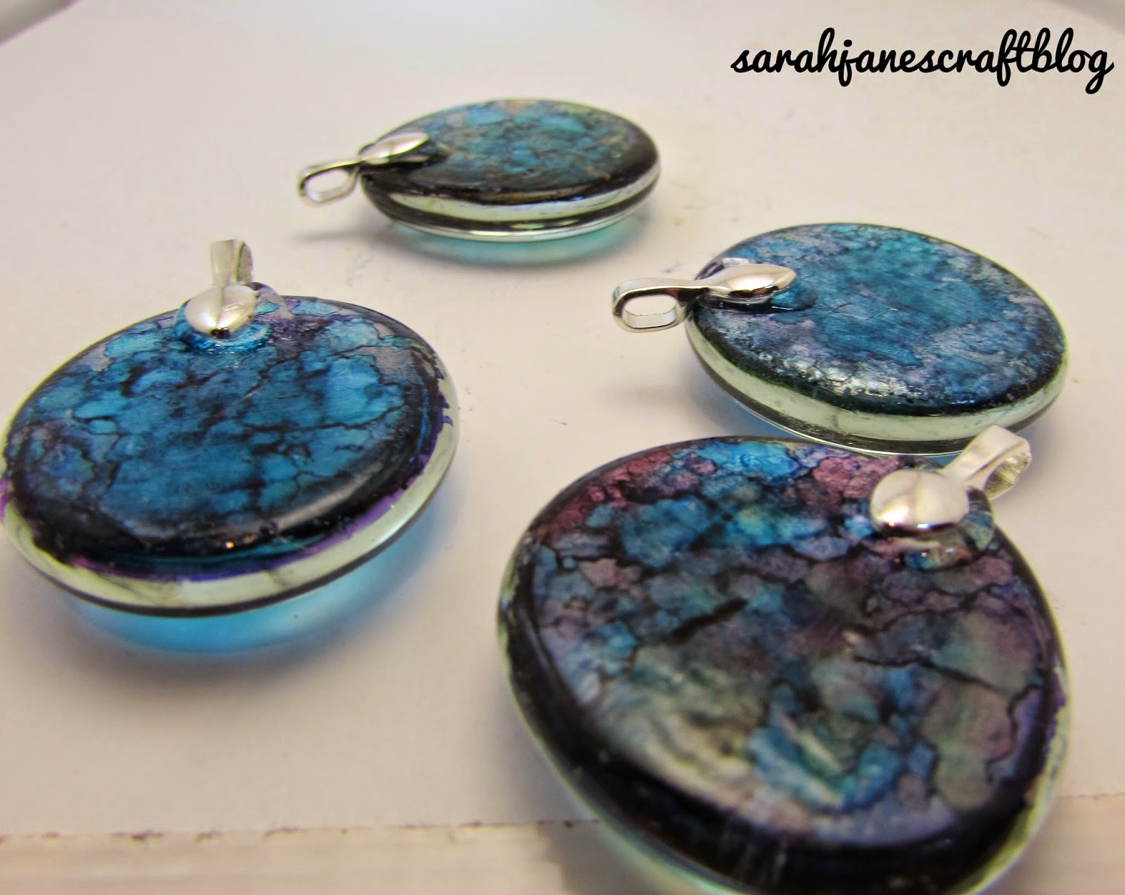 how to make alcohol ink for glass
