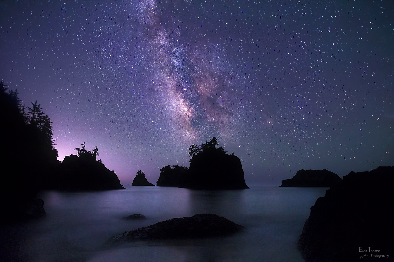 Oregon Coast Wonderland