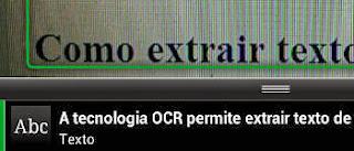 Como extrair texto de imagens - OCR
