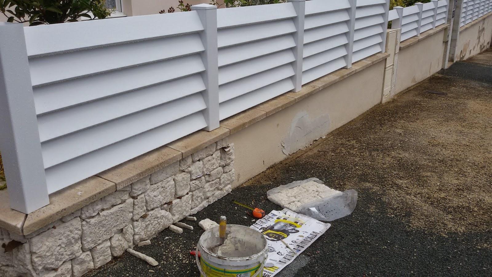 Pose carrelage et parquet 79 habillage mur en pierre de - Habillage mur interieur en pierre ...