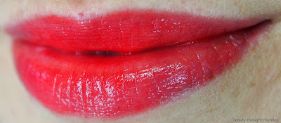 Revlon Lip Butter Candy Apple Swatch