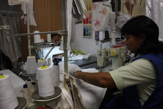 Un lugar magico temoaya actividades econ micas for Tapetes anudados a mano