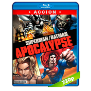 Superman/Batman: Apocalipsis (2010) BRRip 720p Audio Dual Latino-Ingles