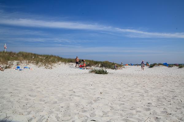 Amalie loves Denmark - Am Strand auf Bornholm