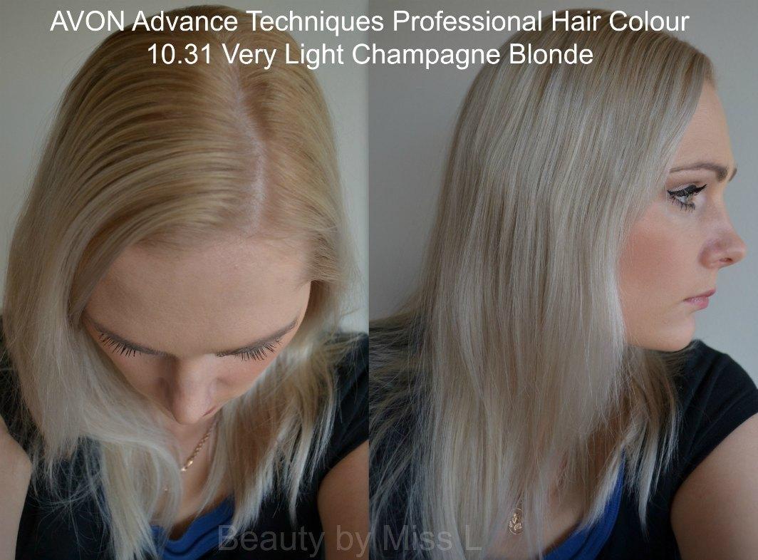 AVON Advance Techniques Professional Hair Colour review