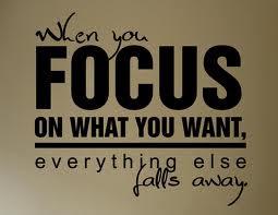 Fokus Untuk Mencapai Matlamat