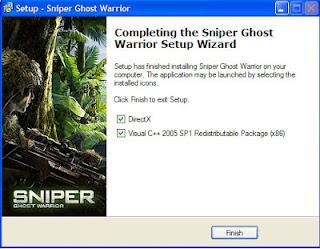 วิธีลงเกมส์ Sniper Ghost Warrior