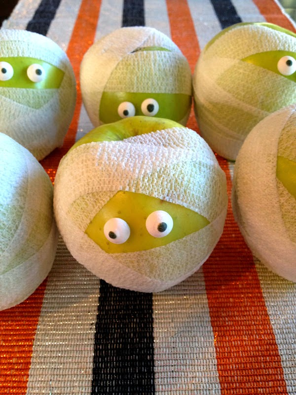 Cute food for kids 35 fun simple and healthy halloween treat ideas - Stylish cooking ...