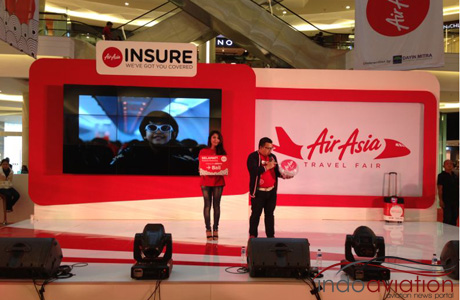 AirAsia Travel Fair