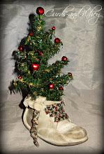 Christmas Booties