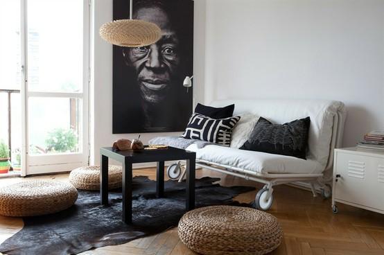 Decorar Salon Ikea ~  UN SALON LOW COST (MADE IN IKEA) Decoraci?n  Salones Inesitta