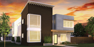 Modern Homes Front Views Designs