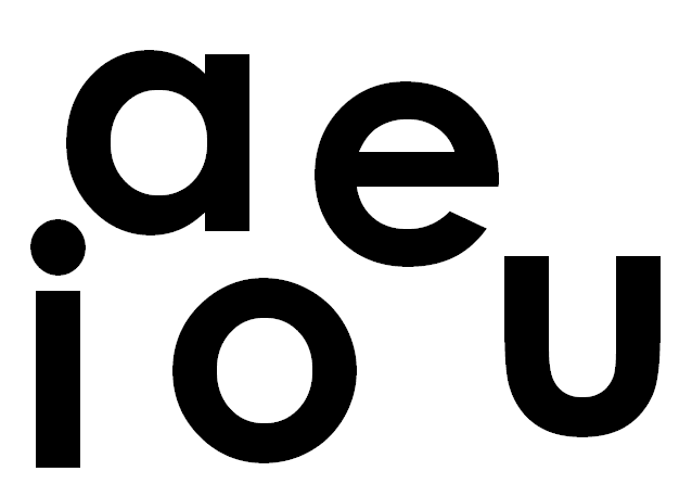 Teach Cheat: Vowels Display
