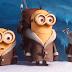 Minions desejam Feliz Natal para seus fãs em vídeo promocional do filme