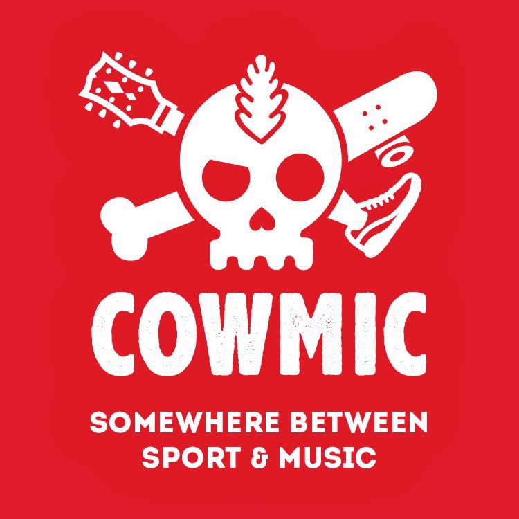 Cowmic Official Logo