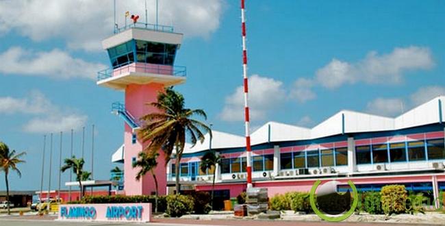 Flamingo Airport, Bonaire