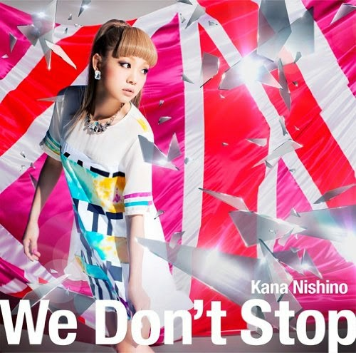 [MP3] Kana Nishino - We Don't Stop [2014.05.21] 61gxSZiasTL