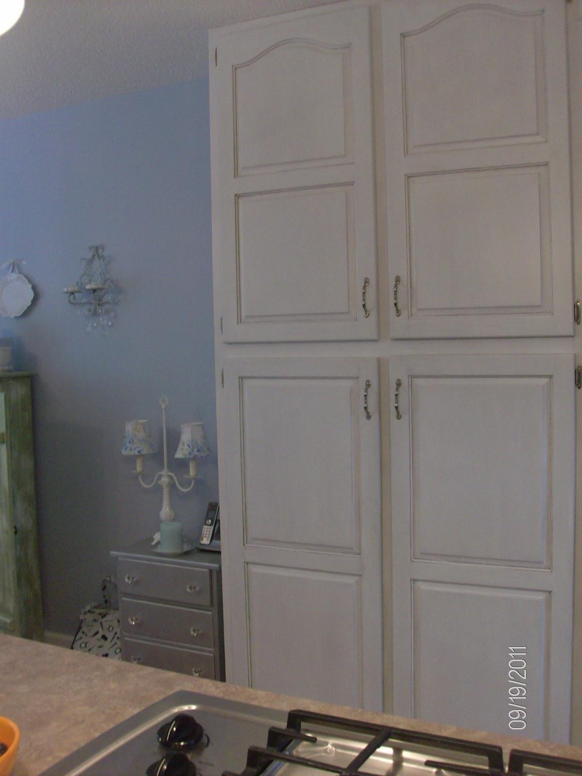 Corner Wall Pantry Cabinet
